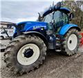New Holland T 7.200 AC, 2011, Traktorer