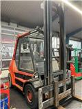 Linde H80D, 1998, Diesel Forklifts
