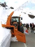 kachlbacher T1000/1400, 2008, Sněhové frézy
