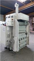 Vertikalballenpresse HSM 500.1 VL (18), 2000, Empacadoras industriales