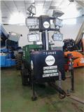Towerlight VT1, 2008, Geradores Diesel