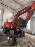 Doosan 140WV、2013、旋轉式挖土機(掘鑿機,挖掘機)