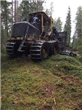 Tigercat 1075b, 2009, Forwarder