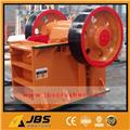 JBS Stone Jaw Crusher Machine Factory, 2017, Vergruizers