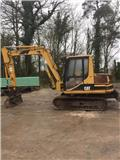 Caterpillar 307 B, 1996, Midi excavators  7t - 12t