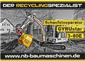 Outras marcas GYRUStar 3-80E Sieblöffel | Siebschaufel, 2021, Baldes crivo