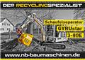 GYRUStar 3-80E Sieblöffel | Siebschaufel, 2021, Screening buckets