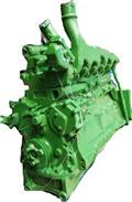 John Deere 6359, 2010, Motores