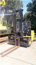 Hyster H 7.00 XL, 2003, Diesel Forklifts