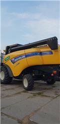 ニューホランド CX 6080、2013、コンバイン