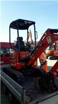 Kubota U 17-3, 2018, Mini excavators < 7t (Mini diggers)