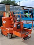 JLG Toucan 1010, 2007, Vertical mast lifts