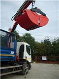 Befard MS150, Crane parts and equipment