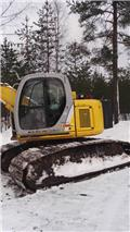 New Holland E 135 SR, 2007, Crawler excavators