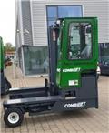 Combilift C 4000, 2018, 4 -way reach trak