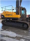 Volvo EC 360 C L, 2011, Crawler excavators