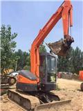 Hitachi ZX 55, 2013, Mini bageri < 7t