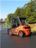 Linde H60D, 2011, Diesel Trucker