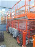 SkyJack 9250RT, 2006, Plataformas tijera