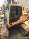 Volvo EC 140 B LC, 2013, Crawler Excavators