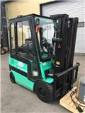 Mitsubishi FB25K-PAC, 2011, Electric forklift trucks