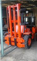Ausa ORA, 1993, Diesel Trucker