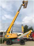 Haulotte HT21 RT, 2013, Plataformas con brazo de elevación telescópico