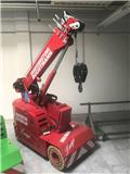 JMG MC 25, 2014, Mini cranes