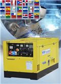 Kubota soldadoras motor diesel EW400DST, 2014, Welding Equipment
