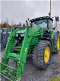 Трактор John Deere 6155 R, 2016 г., 4250 ч.