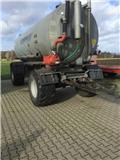 Güllewagen Transportwagen Bruns TA 18, 2013, 슬러리 탱커
