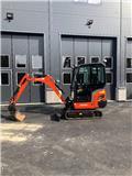 Kubota KX019-4, 2013, Mini Excavators <7t (Mini Diggers)