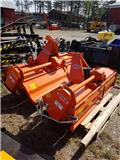 Jordfräs Ortolan L180, Power harrow and rototiller