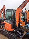 Kubota U 27, 2018, Mini excavators < 7t (Mini diggers)
