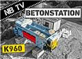 BETONstation Kimera K960 | Mobile Betonmischanlage, 2021, Betonmolens