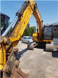 JCB JS 130, 2014, Crawler excavators