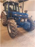 Ford 7810 Force II, 1988, Tracteur