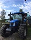 New Holland TS 135 A, 2004, Traktorit