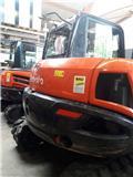 Kubota KX 080-4, 2017, Mini excavators < 7t (Mini diggers)