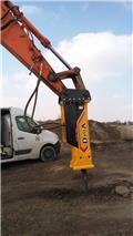 D&A Hydraulikhammer 180DP | Abbruchhammer 16-22t, 2021, 유압 파일 해머