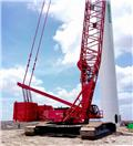 Manitowoc 16000, 2011, Track mounted cranes