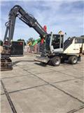 Fuchs-Terex MHL320-TWH220, 2015, Waste / Industry Handlers