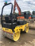 Bomag BW 138 AD, 2007, Twin drum rollers