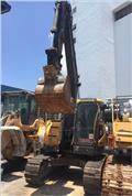 Volvo ECR 145 C L, 2015, Crawler excavators