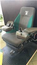 John Deere Cabin Chair with/withput electronics, Elektronik