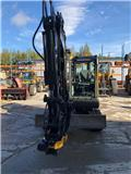 Volvo ECR 58, 2015, Mini excavators < 7t (Mini diggers)