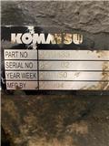 Komatsu 895, 2015, Skotare