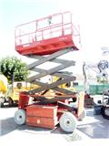 Manitou 110elx, 2003, Plataformas tijera