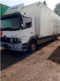 Mercedes-Benz Atego 1223 L, 2003, Box trucks