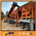 JBS New Technlogy Mobile Crusher And Screen Plant MC40, 2017, Drvičky